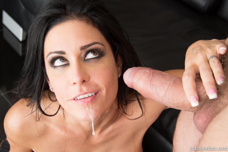 Nurse assists in sperm ejaculate