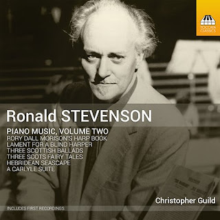 Ronald Stevenson Piano Music: Volume Two