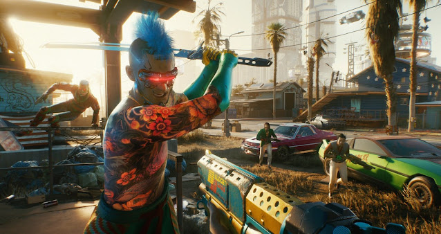 Cyberpunk 2077 Storyline And Everything You Need To Know