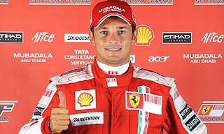 Giancarlo Fisichella piloteará un Ferrari