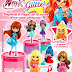 Winx Club MAGIC GLITTER figures collection