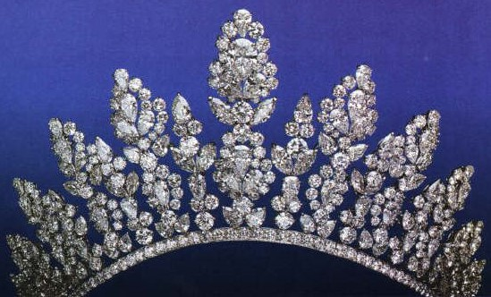 diamond tiara princess mariam brunei