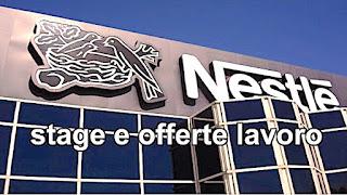 Nestlè stage e lavoro - adessolavoro.blogspot.com