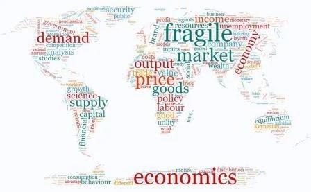 Economics - wordcloud