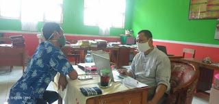 Pendampingan Individu Hari Pertama Guru Penggerak di SD N Pegadingan 07 Cipari Cilacap