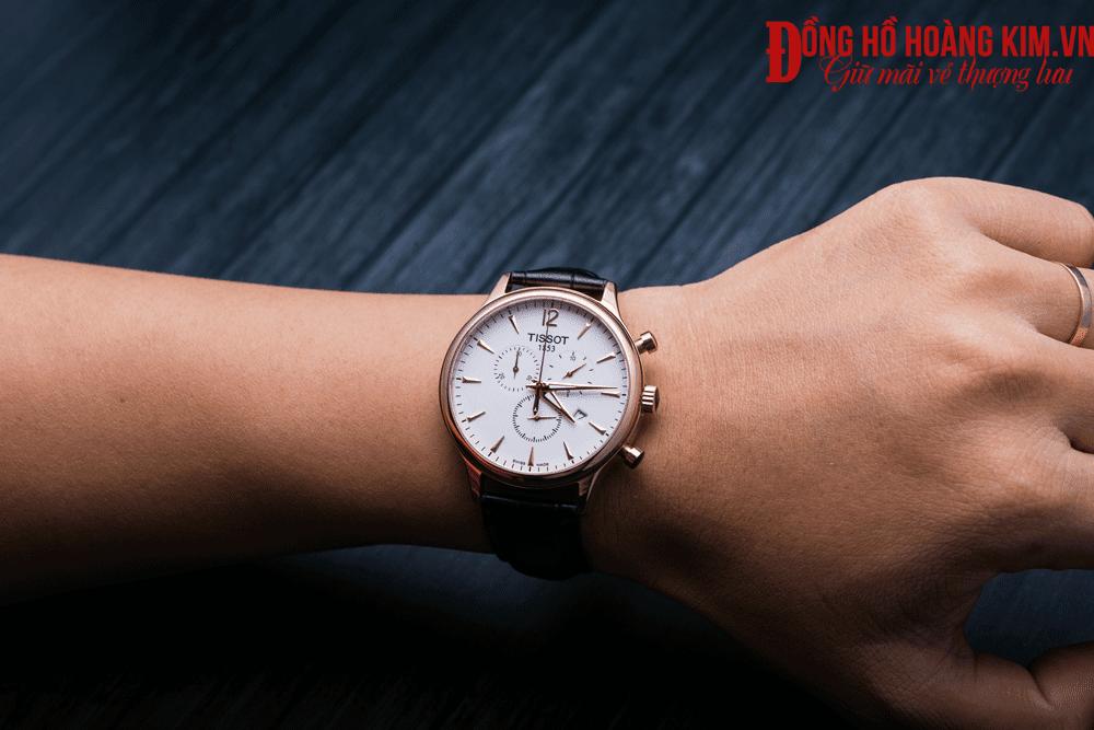 mẫu đồng hồ nam tissot mới nhất 2017