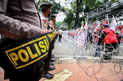 Pilih Judicial Review, KSPI Tak Bergabung dalam Demo Tolak UU Cipta Kerja Hari Ini