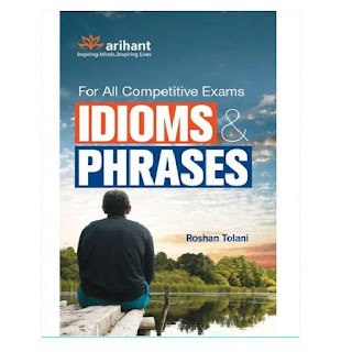 Arihant IDIOMS and PHRASES in ENGLISH (Paperback, Roshan Tolani)