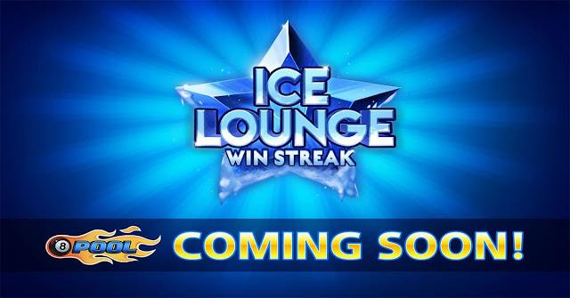ice Lounge 8 ball pool Win Streak