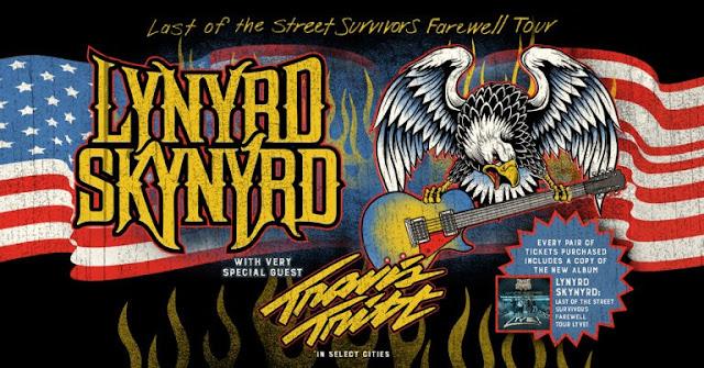 Lynyrd Skynyrd Announces 2020 U.S. Dates For Last Of The Street Survivors Farewell Tour