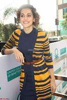 Taapsee Pannu looks super cute at United colors of Benetton standalone store launch at Banjara Hills ~  Exclusive Celebrities Galleries 035.JPG