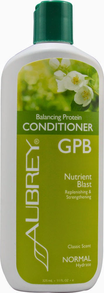 New Aubrey Organics GPB Balancing Protein Conditioner