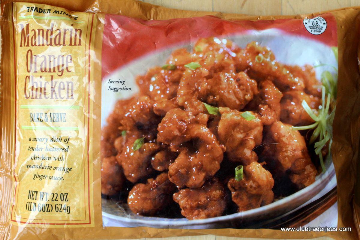 Trader Joe Chinese Food
