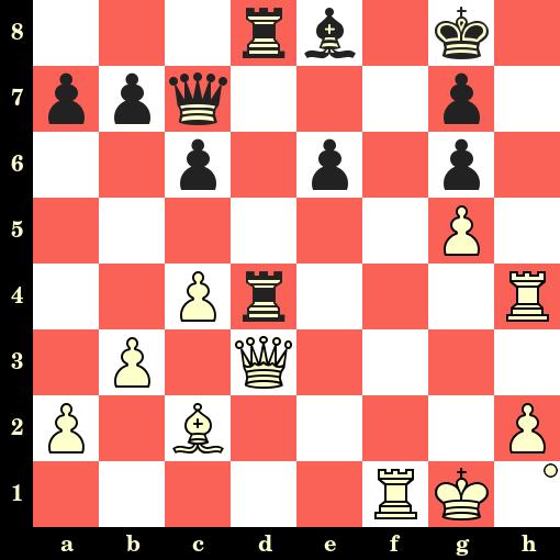 Les Blancs jouent et matent en 4 coups - Arnold Denker vs H Klein, USA, 1944