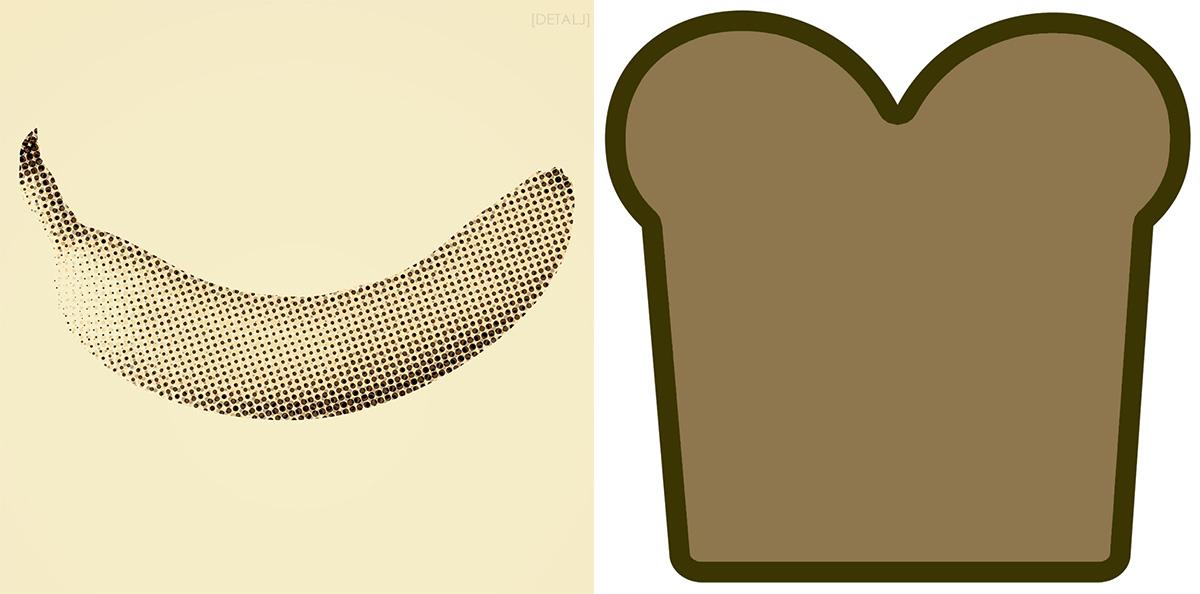 Bananbröd - gott recept