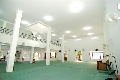 masjid imam ahmad bin hambal