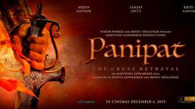 Panipat Full Movie Download Filmywap Filmyzilla Pagalworld 720p 480p 300mb