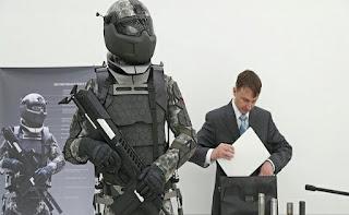 Rusia Kenalkan Baju Tempur Ratnik Terbaru Untuk Pasukannya Mirip Stormtrooper