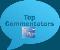 Widget top commentators cho blogspot