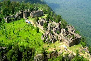 Places of Preah Vihear Temple