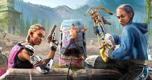 FAR CRY: NEW DAWN DELUXE EDITION V1.0.5 + DLCs - PC