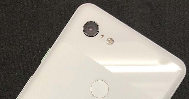 Google Pixel 3 camera megapixels