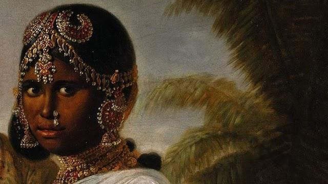 ভারতীয় যে রানি বিশ্বে প্রথম টিকার জন্য মডেলিং করেছিলেন