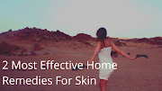 2 Most Effective Home Remedies For Dry Skin