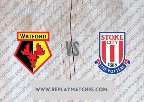 Watford vs Stoke City Highlights 21 September 2021