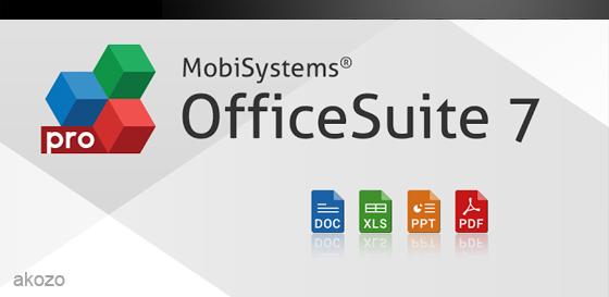 Download OfficeSuite 8 Premium v8.8.6139 Apk Full Gratis
