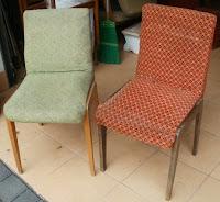 odnawianie krzesła aga