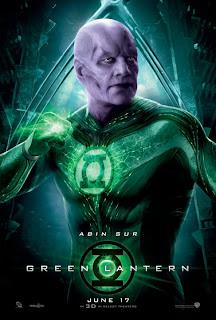 Abin Sur - Film Green Lantern