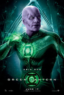 Abin Sur - Green Lantern Movie