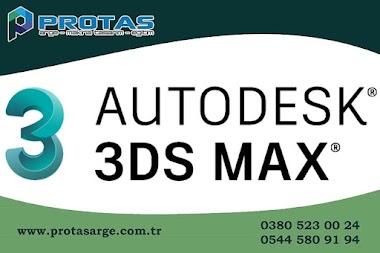 Autodesk 3DS Max Eğitimi