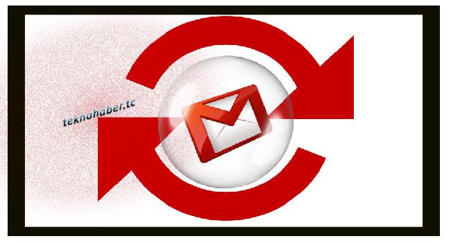 Gmail'den Gmail'e-Gmail'den Hotmail'e Mail Yönlendirme