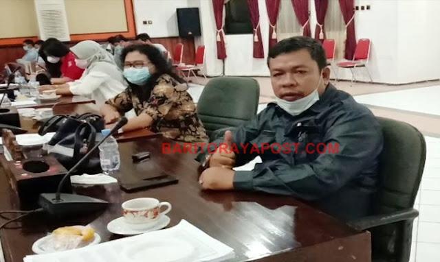 Legislatif dari Partai PKB ini Meminta Pelayanan Publik di Bartim Lebih Ditingkatkan Lagi