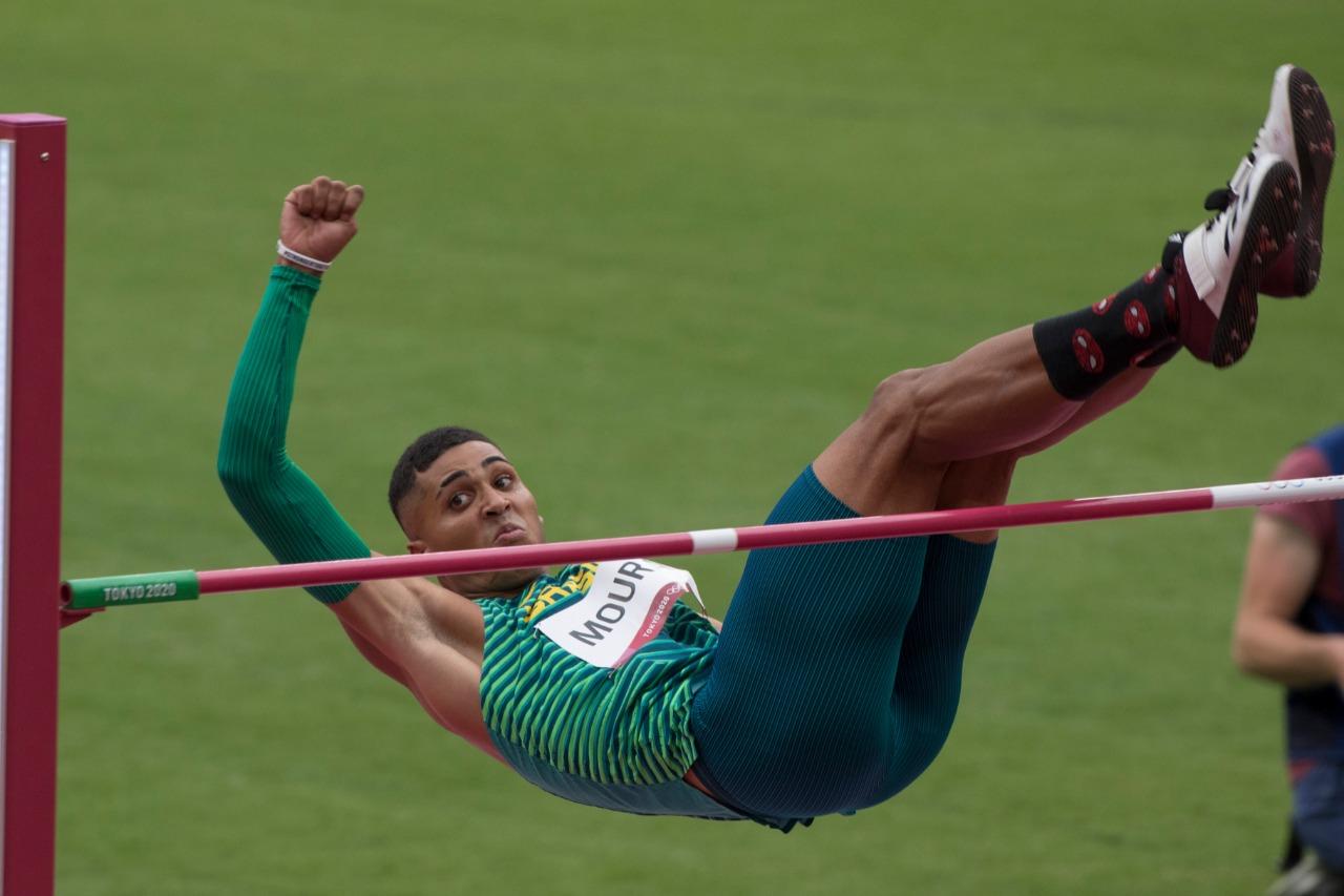Atletismo Brasil Olimpíadas