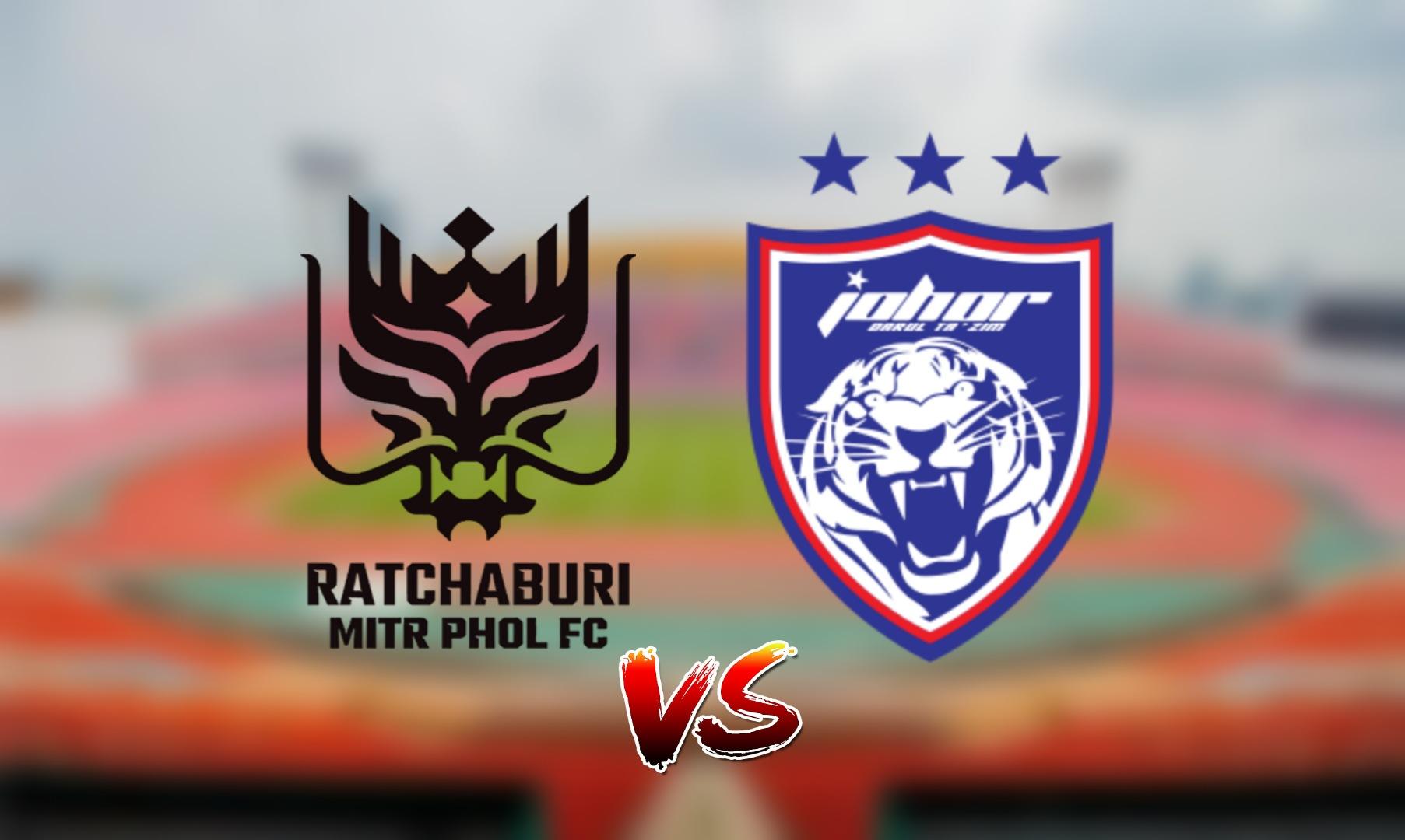 Live Streaming Ratchaburi FC vs JDT FC ACL 25 Jun 2021