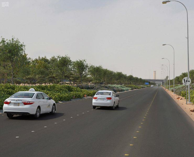 The General Traffic Department of The Kingdom of Kingdom of Saudi Arabia issued an alarm to vehicle d four Steps To Avoid Violating Non-Compliance With The Lane Limits
