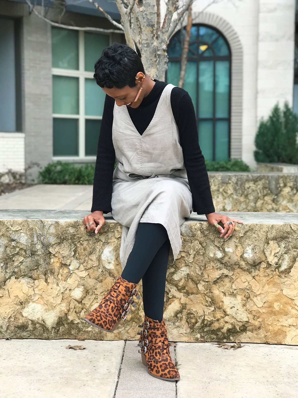 Restyle Recap: New Thrifted Outfits, Making It Through The Week And Feeling Grateful!
