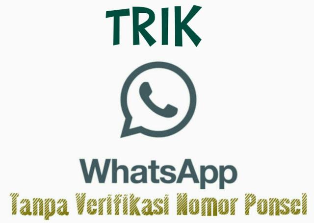 5 Cara Login WhatsApp Tanpa Verifikasi Nomor Ponsel