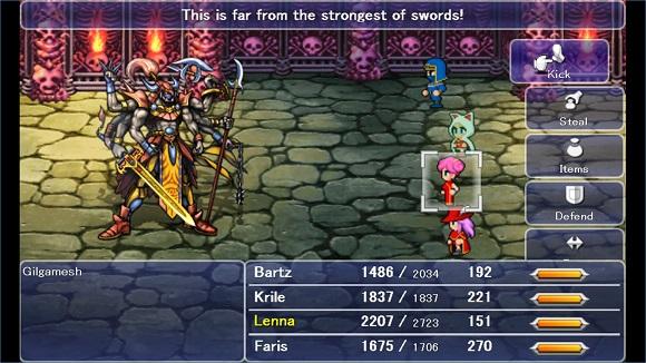 Final Fantasy V PC Full Version Screenshot 3