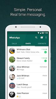 WhatsApp Messenger v2.18.172 Apk [Latest]
