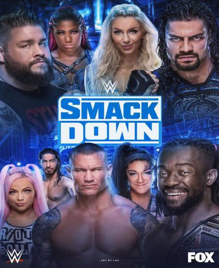 WWE Friday Night Smackdown (11 September 2020) English HDRip 400MB 480p