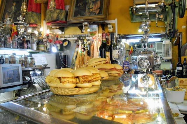 3 Days in Madrid: Bocadillos at Los Gatos