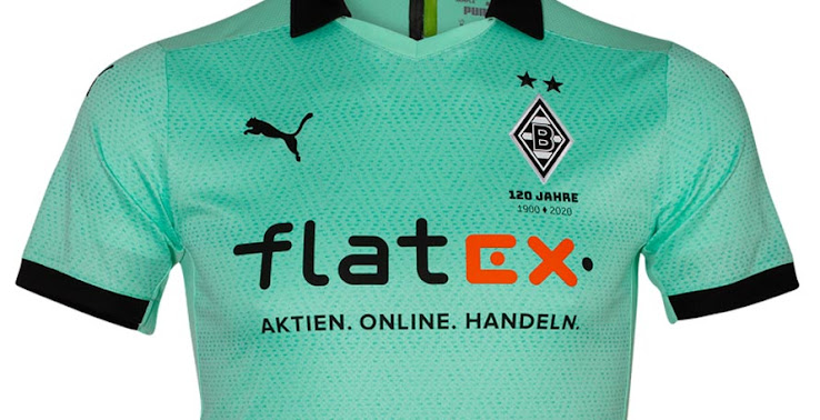 Borussia Mönchengladbach 20-21 Third Kit Released - Footy Headlines
