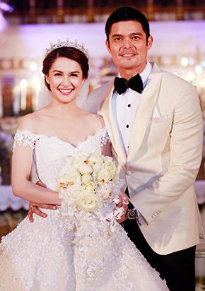 Marian Rivera & Dingdong Dantes Wedding