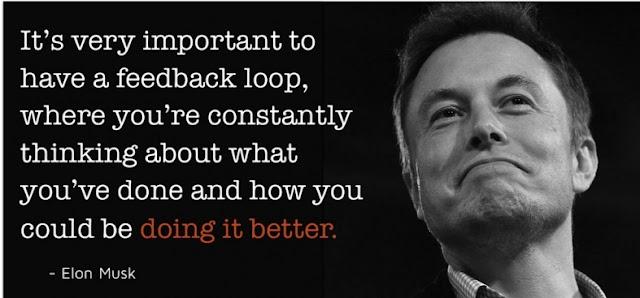 Top Inspirational Elon Musk quotes