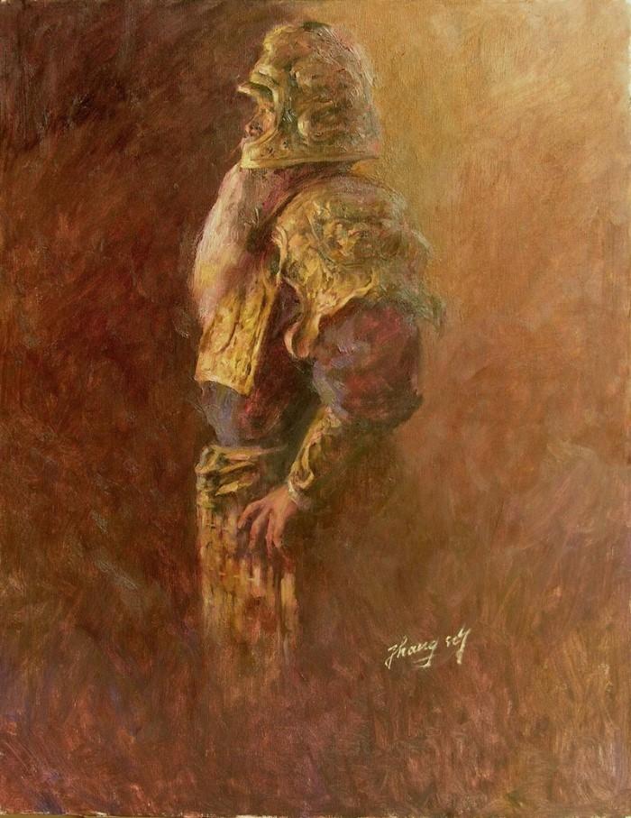 Китайский художник.