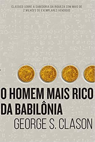 Livro O homem mais rico da Babilônia - Capa comum